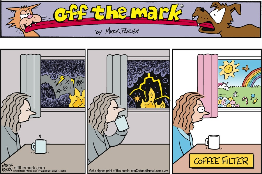 Off the Mark Comic Strip for January 24, 2021