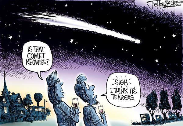 Joe Heller Comic Strip for July 27, 2020