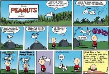 Peanuts (November 29, 1959)