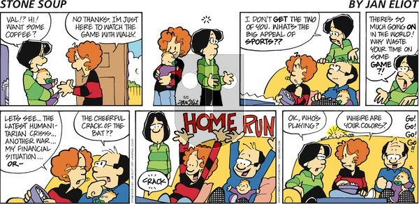 Stone Soup on Sunday May 3, 2015 Comic Strip