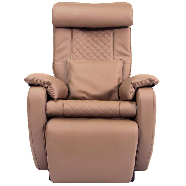 Shiatsu massage plus a nicely designed recliner chair? Yes, please. The InstaShiatsu MC-2100 from truMedic has three different massage cycles as well as shiatsu massage modes and vibration massages on the seat and leg rest.