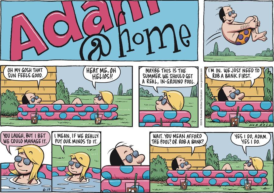 Adam@Home for Jun 17, 2018 Comic Strip