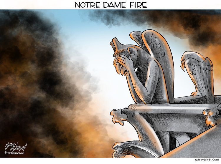 Gary Varvel by Gary Varvel for April 16, 2019