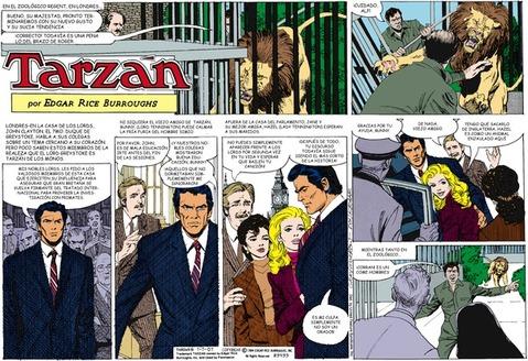 Tarzan en Español sample