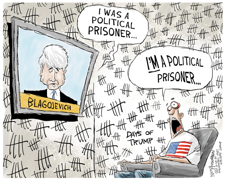 Nick Anderson Comic Strip for February 25, 2020