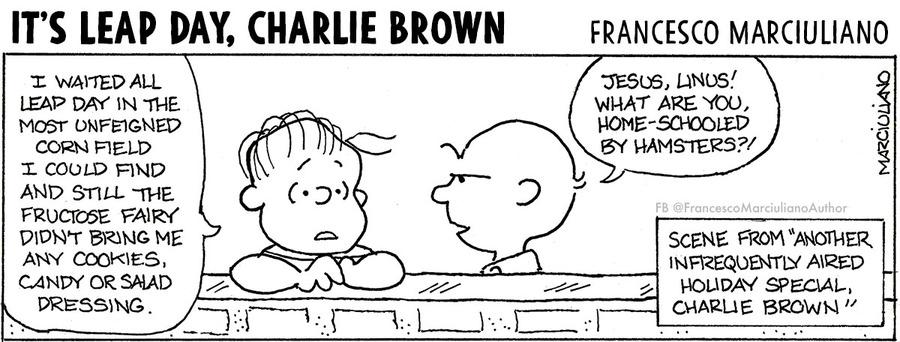 Medium Large Comic Strip for February 28, 2020