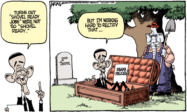 Robert Ariail for Jun 23, 2011 Comic Strip