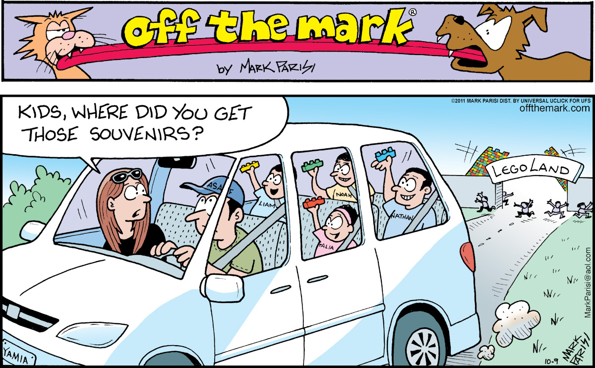 Off the Mark for Oct 9, 2011 Comic Strip