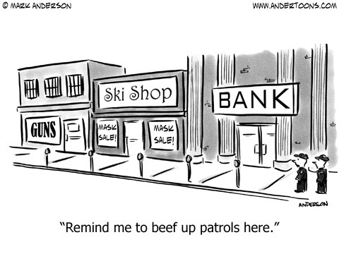Andertoons Comic Strip for March 14, 2013