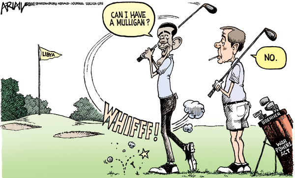 Barack Obama: Can I have mulligan?