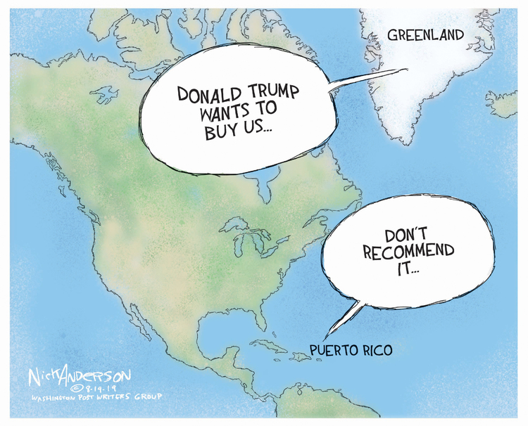 Nick Anderson by Nick Anderson for August 19, 2019