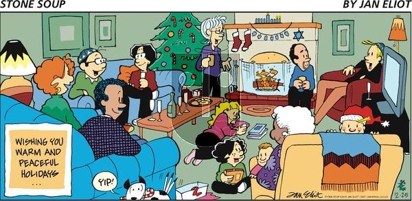 Stone Soup on Sunday December 25, 2016 Comic Strip