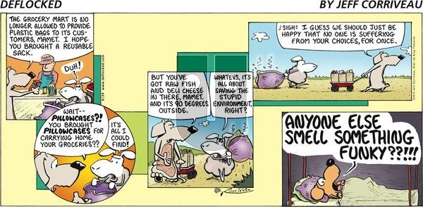 DeFlocked on Sunday September 29, 2013 Comic Strip