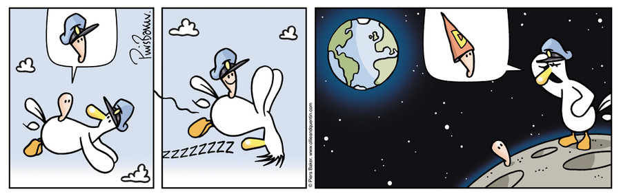 Ollie and Quentin for Sep 23, 2013 Comic Strip