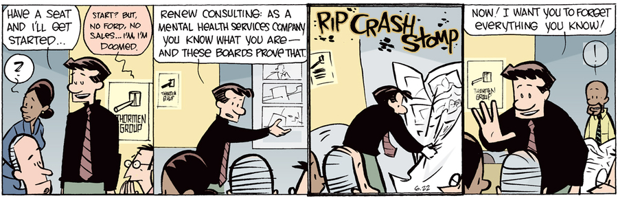 The Norm Classics Comic Strip for July 07, 2020
