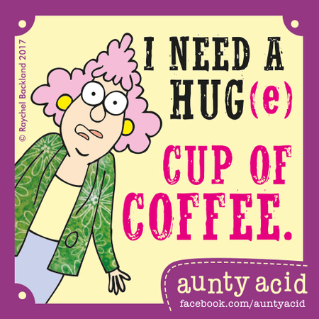 Aunty Acid for June 24, 2017 Comic Strip