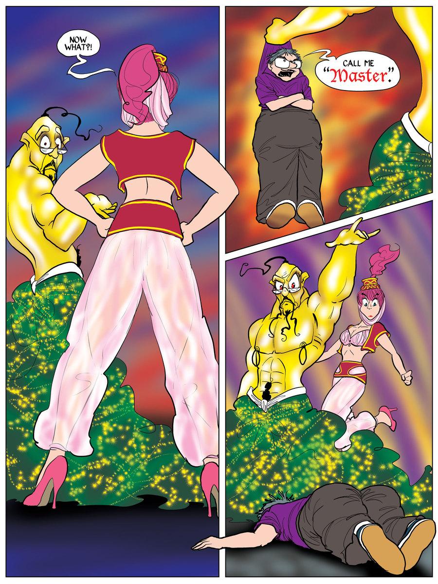 Pibgorn Comic Strip for December 25, 2017