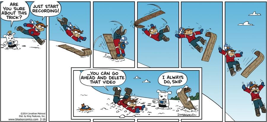 Bleeker: The Rechargeable Dog by Jonathan Mahood on Sun, 21 Feb 2021