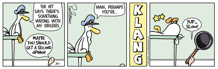 Ollie and Quentin Comic Strip for September 06, 2017