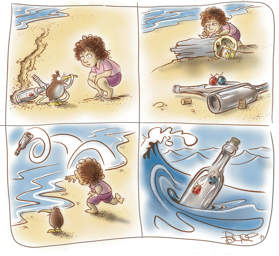 Speechless Comic Strip for August 05, 2015
