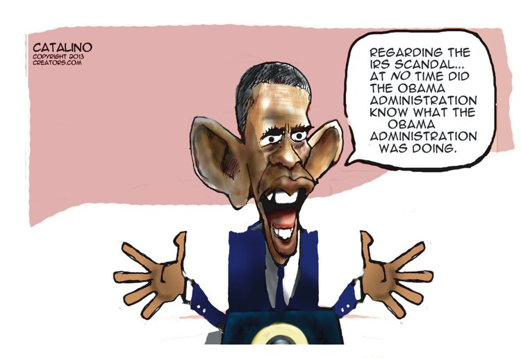 Ken Catalino for May 22, 2013 Comic Strip