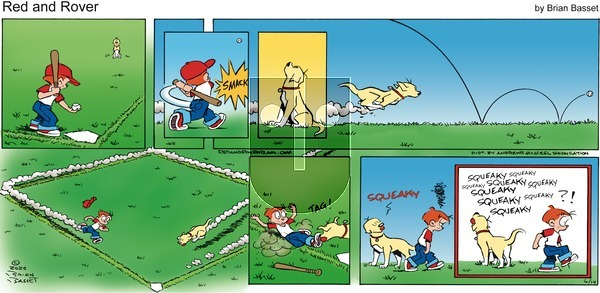 Red and Rover on Sunday June 14, 2020 Comic Strip