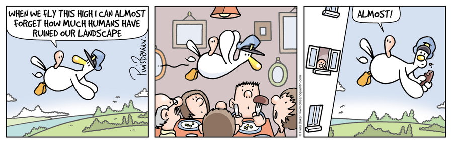 Ollie and Quentin Comic Strip for June 10, 2021