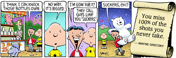 Brain Squirts Comic Strip for June 08, 2020
