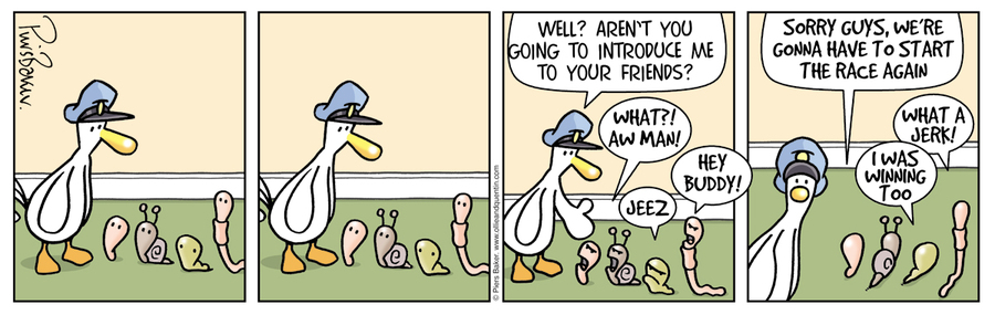 Ollie and Quentin Comic Strip for June 12, 2021