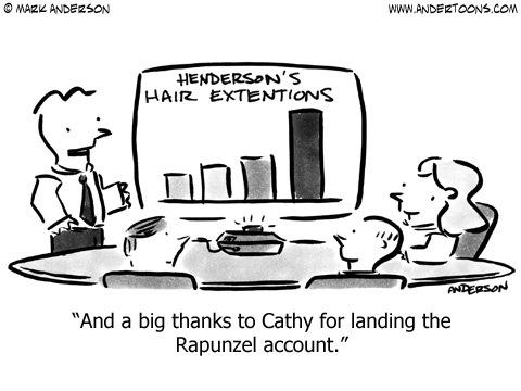 Andertoons for Apr 12, 2013 Comic Strip
