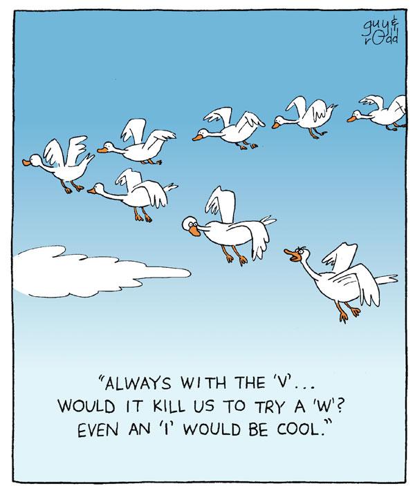 Brevity for Apr 5, 2005 Comic Strip