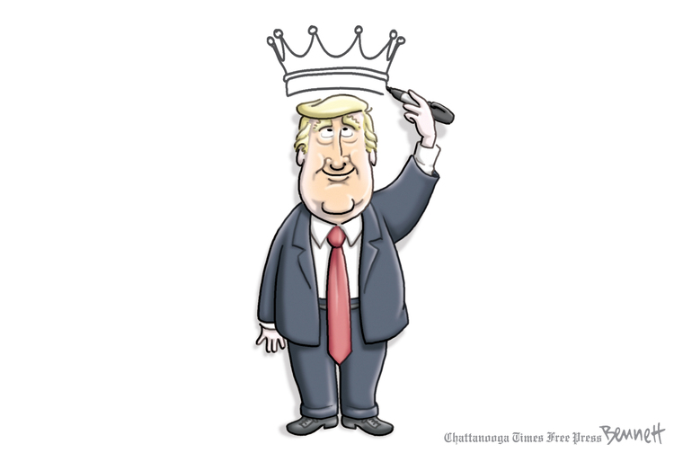 Clay Bennett Comic Strip for September 18, 2019
