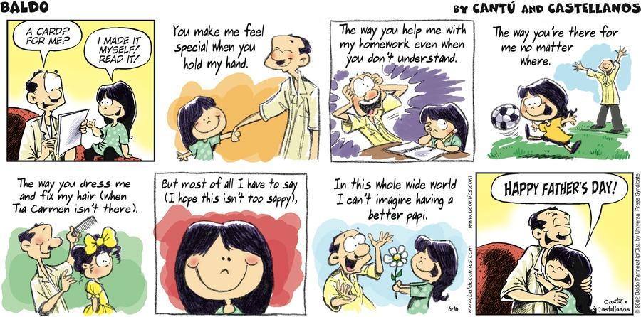 Baldo for Jun 16, 2002 Comic Strip