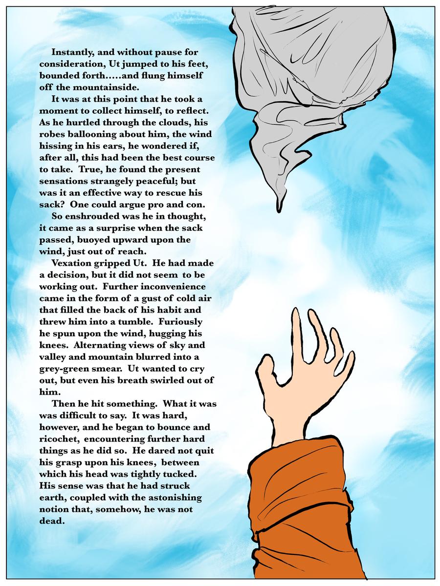 Pibgorn Comic Strip for December 14, 2019
