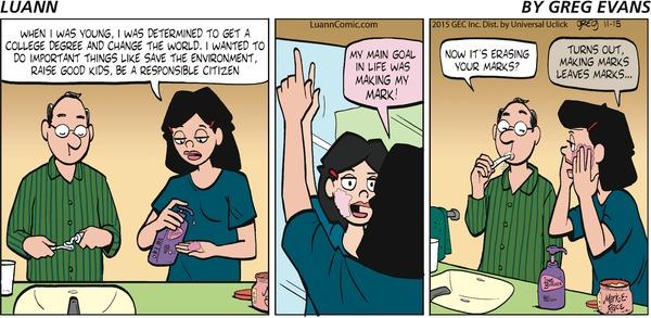 Prifound Luanne comic