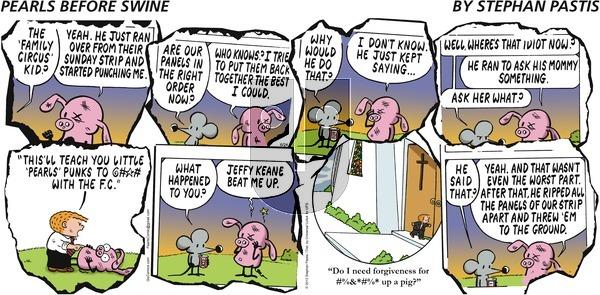 Pearls Before Swine on Sunday June 24, 2012 Comic Strip