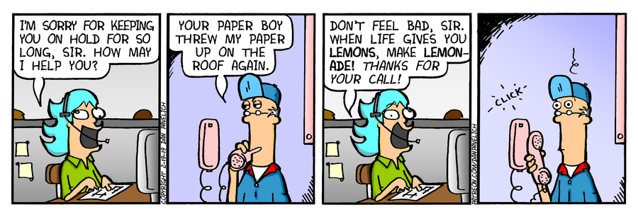 Just Say Uncle by Dan Pavelich for February 19, 2019