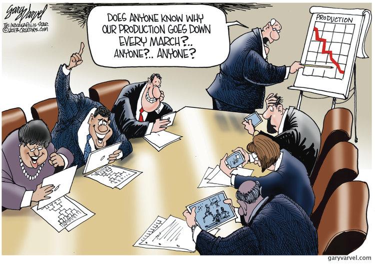Gary Varvel for Mar 29, 2013 Comic Strip