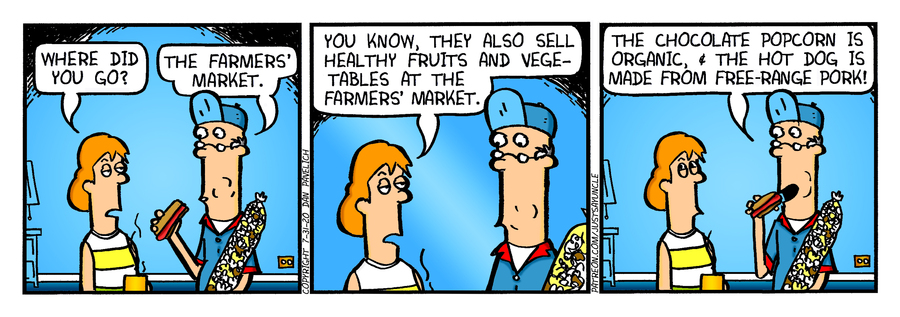 Just Say Uncle Comic Strip for July 31, 2020