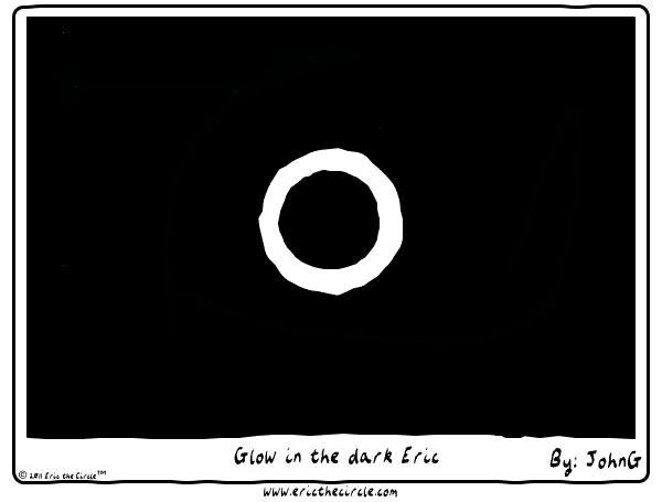 Eric the Circle Comic Strip for October 11, 2019