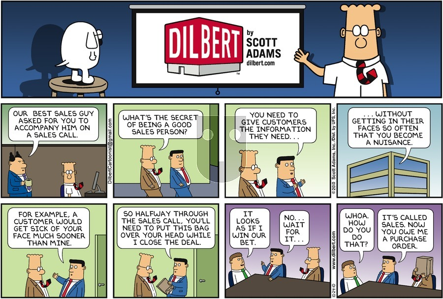 Purchase Comic Strip for 2010-10-24