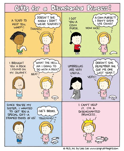 Angry Little Girls Comic Strip for February 27, 2012