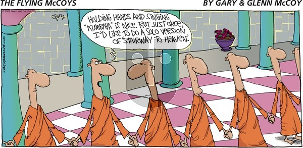 The Flying McCoys on Sunday January 22, 2017 Comic Strip