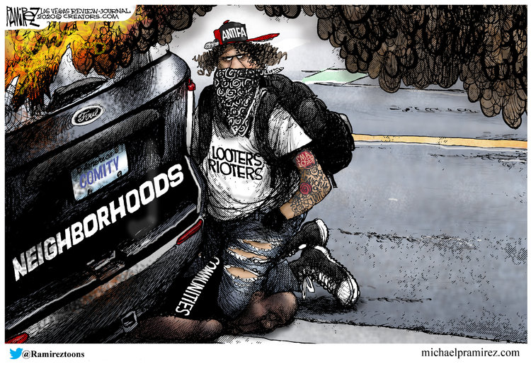 Michael Ramirez Comic Strip for June 02, 2020