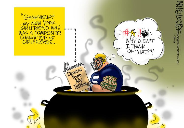 Mike Lester for Jan 20, 2013 Comic Strip