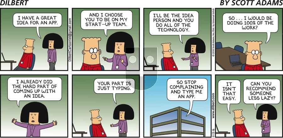 Purchase Comic Strip for 2016-11-13
