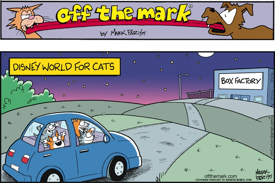 Off the Mark Comic Strip for May 05, 2019