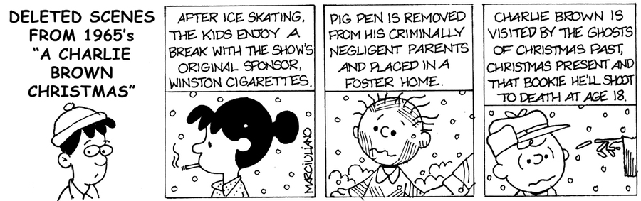 Medium Large Comic Strip for November 27, 2012
