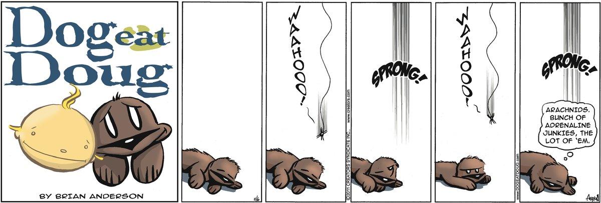 Dog Eat Doug for Nov 6, 2011 Comic Strip