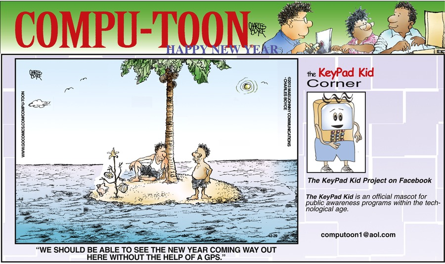 Compu-toon for Dec 29, 2013 Comic Strip
